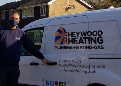 ealing landlord gas safety