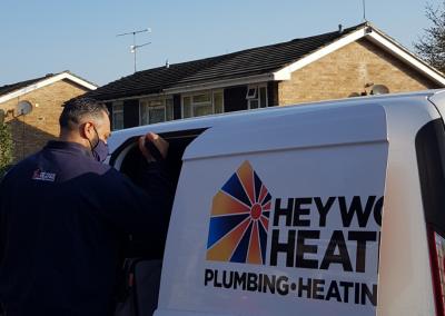 landlord gas safety ealing